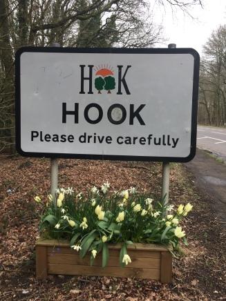 Hook A30 Sign 2018